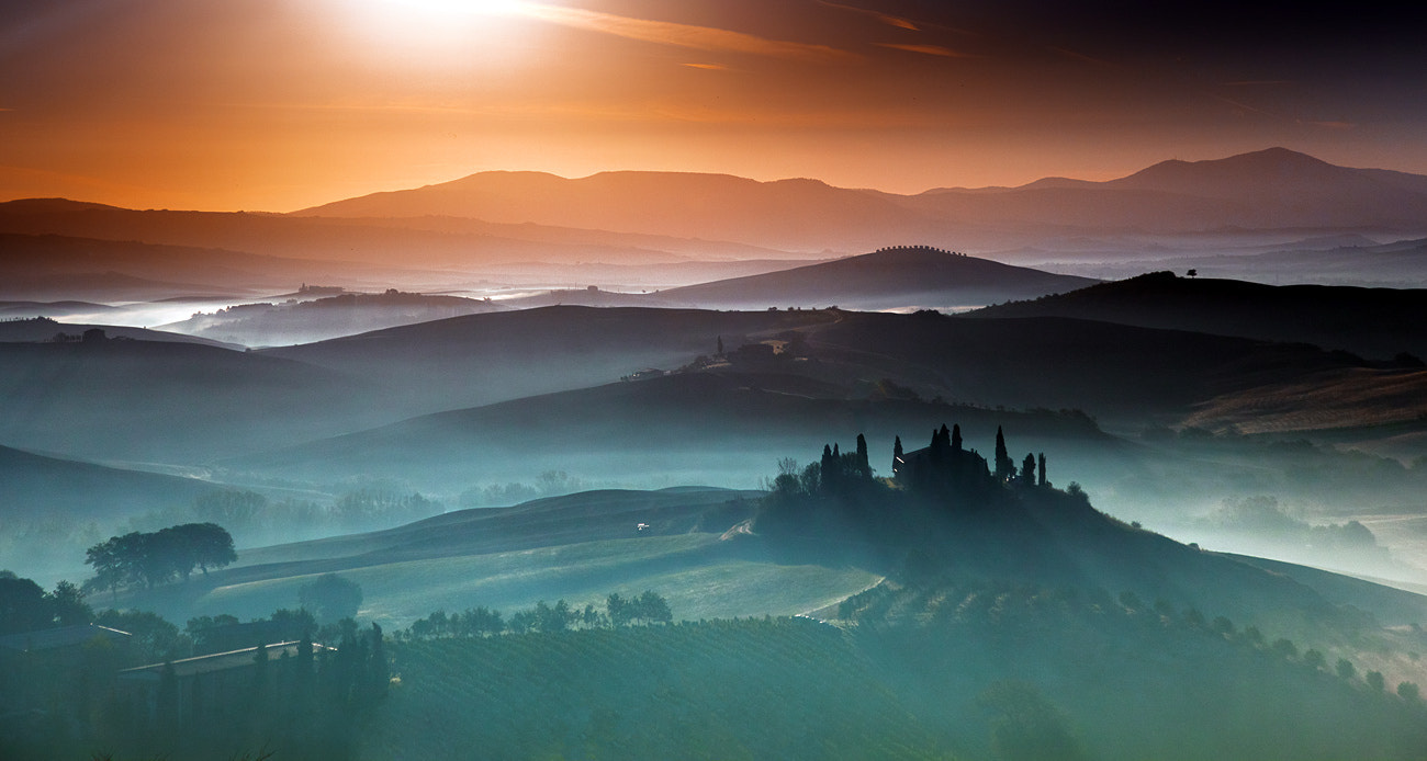 Photograph Val d Orcia by Adnan Bubalow on 500px