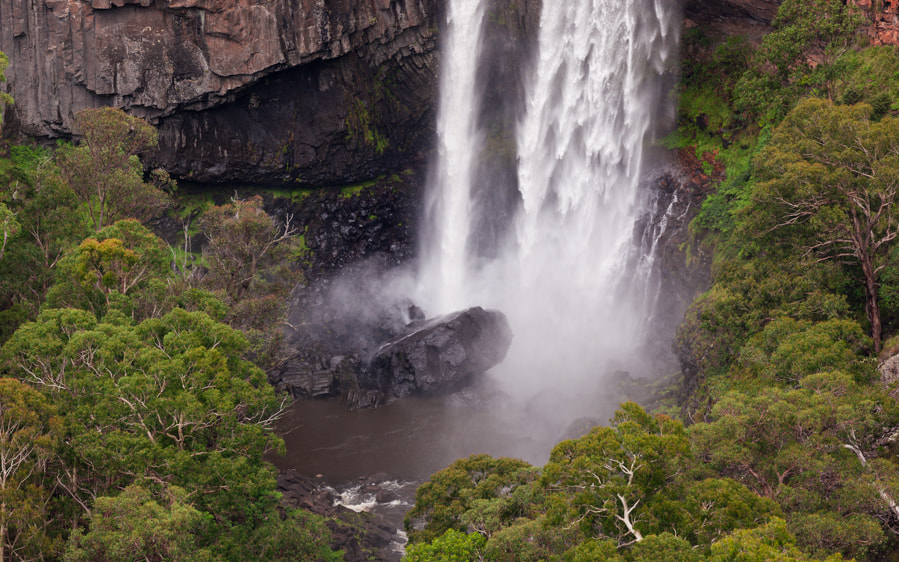 Photograph Ebor Falls, NSW, Australia by Hans Woltering on 500px