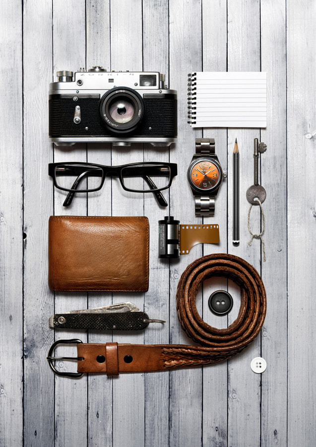 Personal Possessions by Josh Caudwell on 500px.com