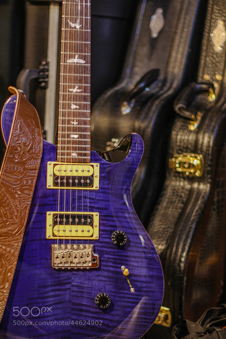 Photograph PRS SE Custom 24 by Andy Operchuck on 500px