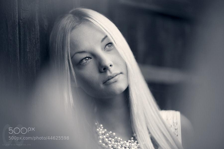 Photograph Nina by Olaf Giermann on 500px