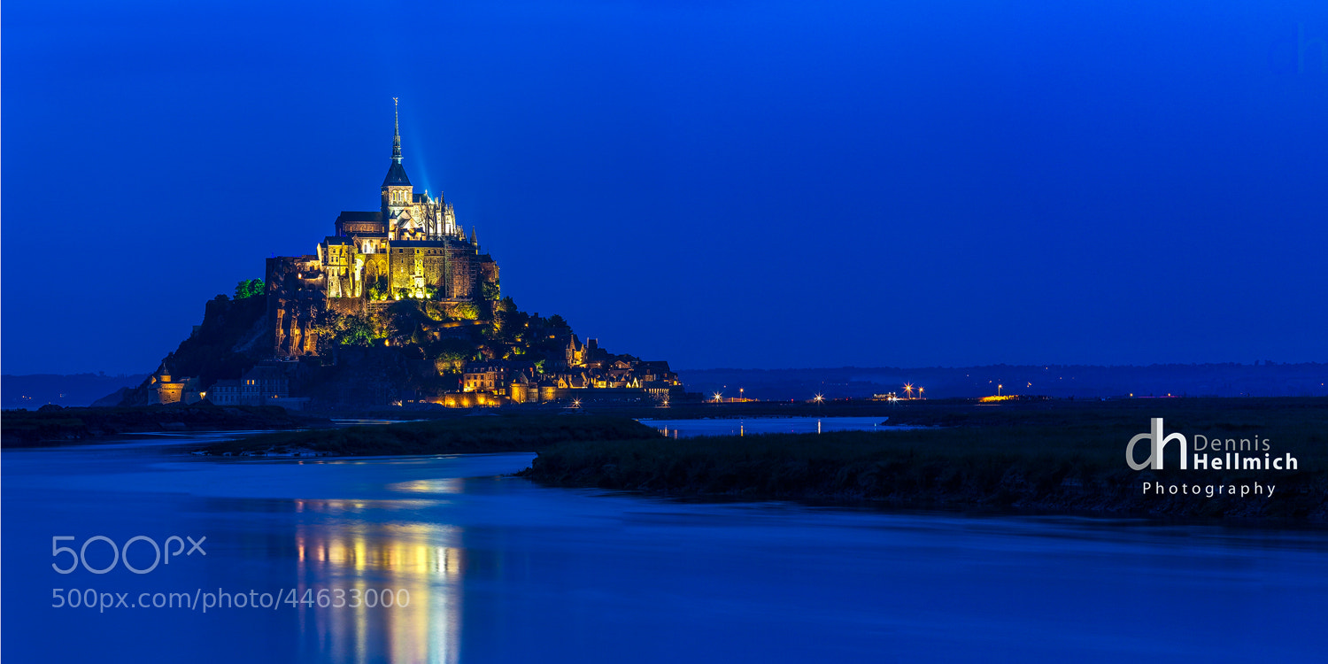 Photograph Mont St. Michel by Dennis Hellmich on 500px
