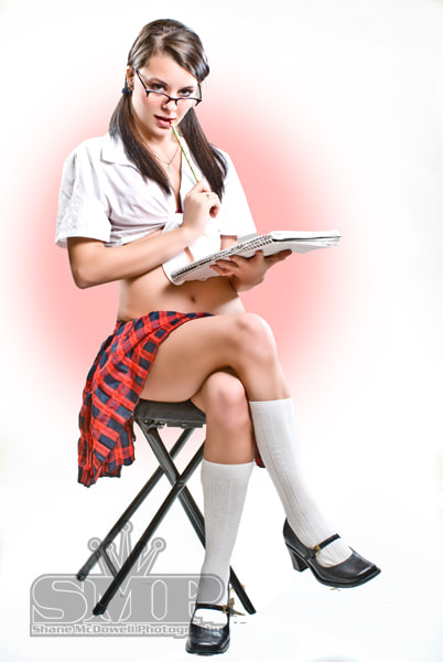 Photograph School Girl by Rev. Shane McDowell on 500px