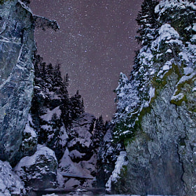 Starry Creek by Brandon Broderick (brandonbroderick)) on 500px.com