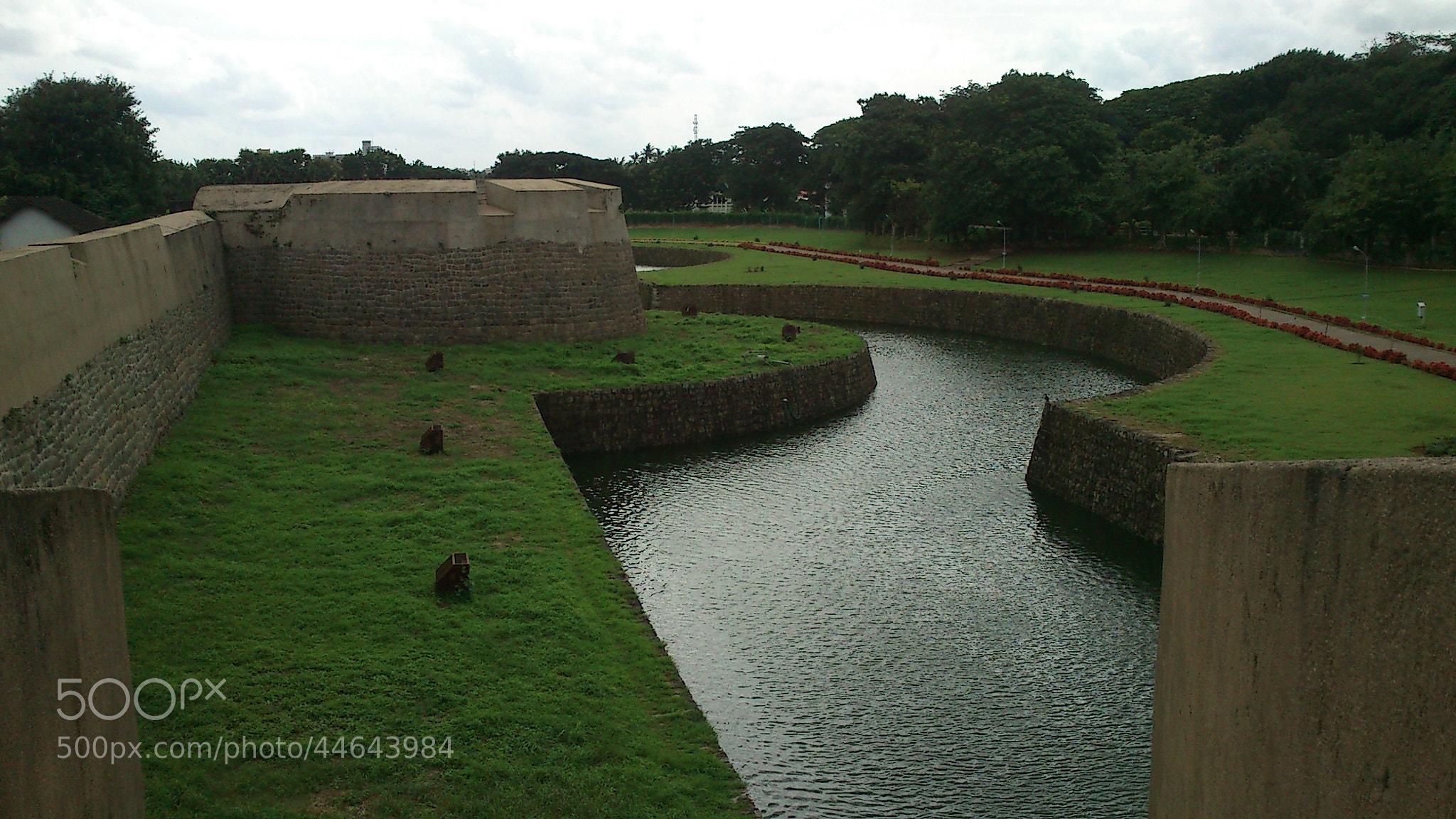 Photograph Palakkad Tipu's Fort by Abdul Hakkim on 500px