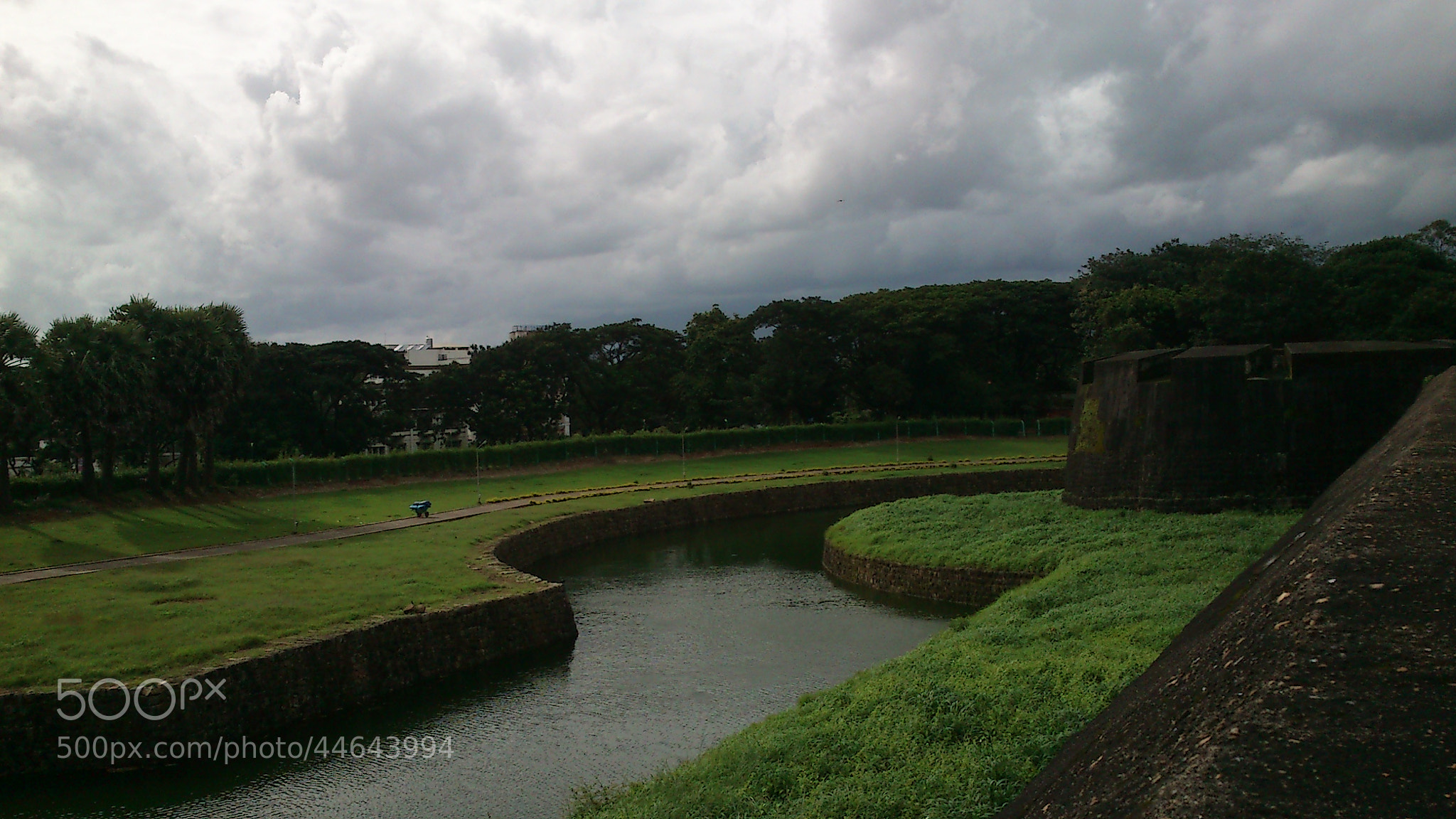Photograph Palakkad Tipu's Fort by Abdul Hakkim on 500px