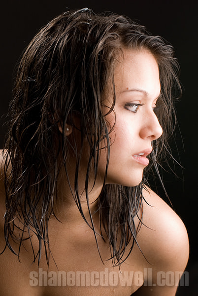 Photograph The Wet Look by Rev. Shane McDowell on 500px