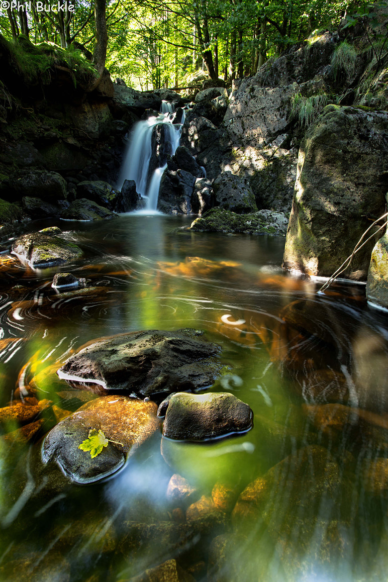 Photograph Dob Gill Falls by Phil Buckle on 500px