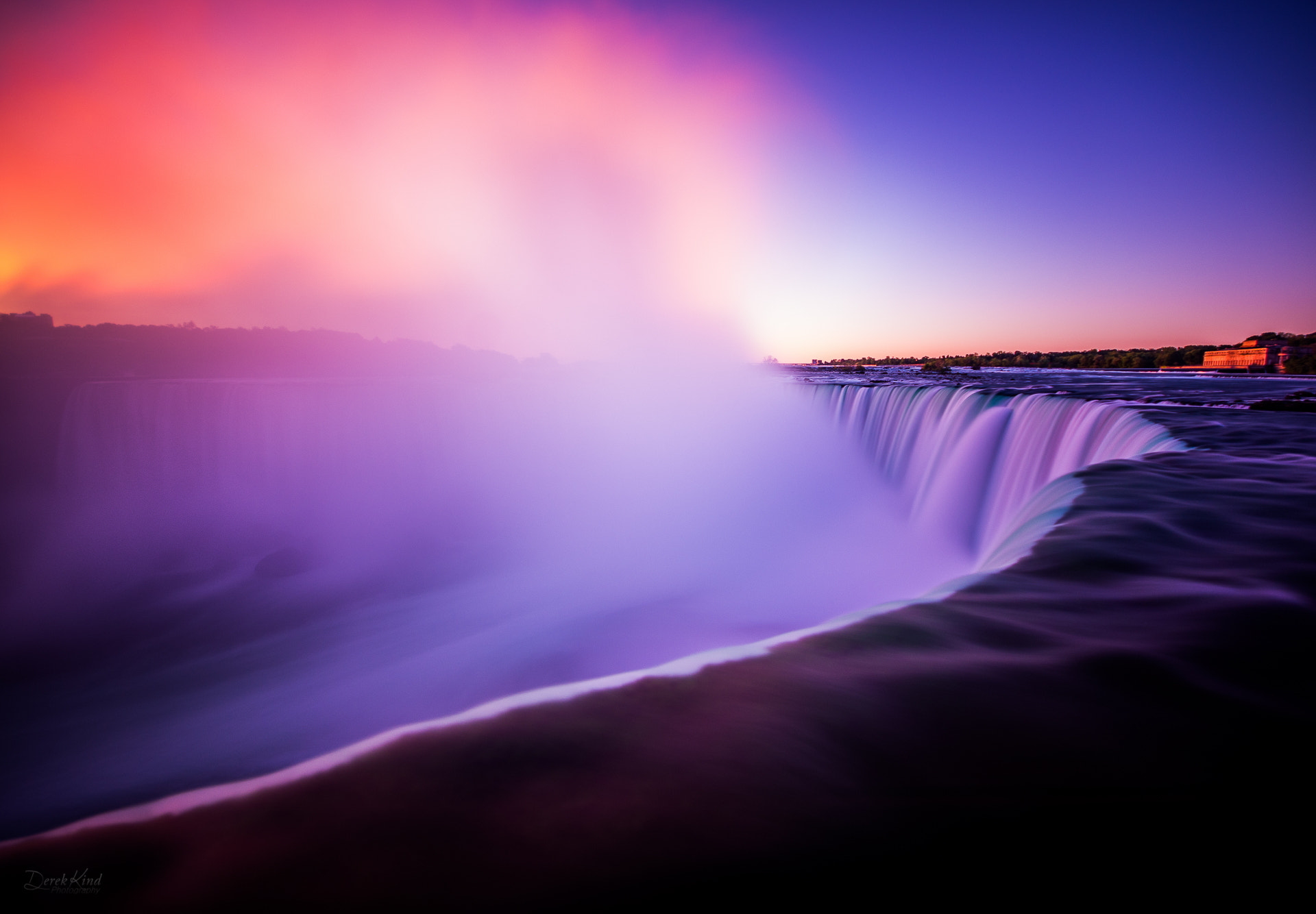Photograph So I was at Niagara Falls, and then it dawned on me.... by Derek Kind on 500px