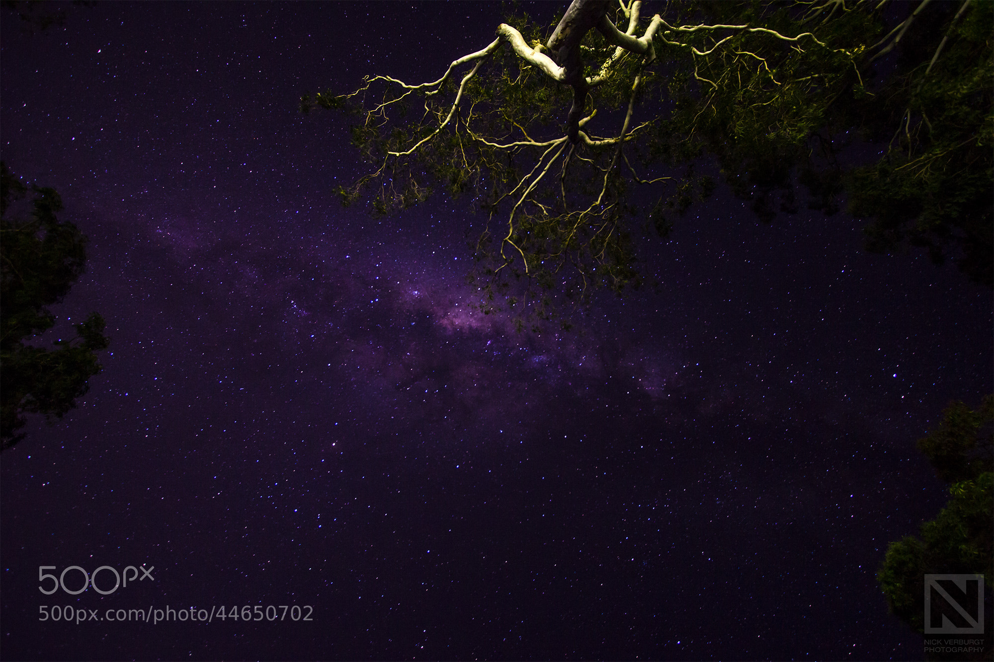 Photograph Night Sky @ Noosa by Nick Verburgt on 500px