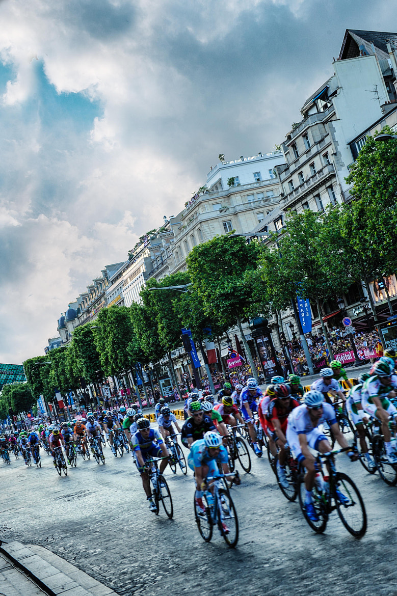 Photograph The Tour de France 2013 by Will Navarro | Photography on 500px