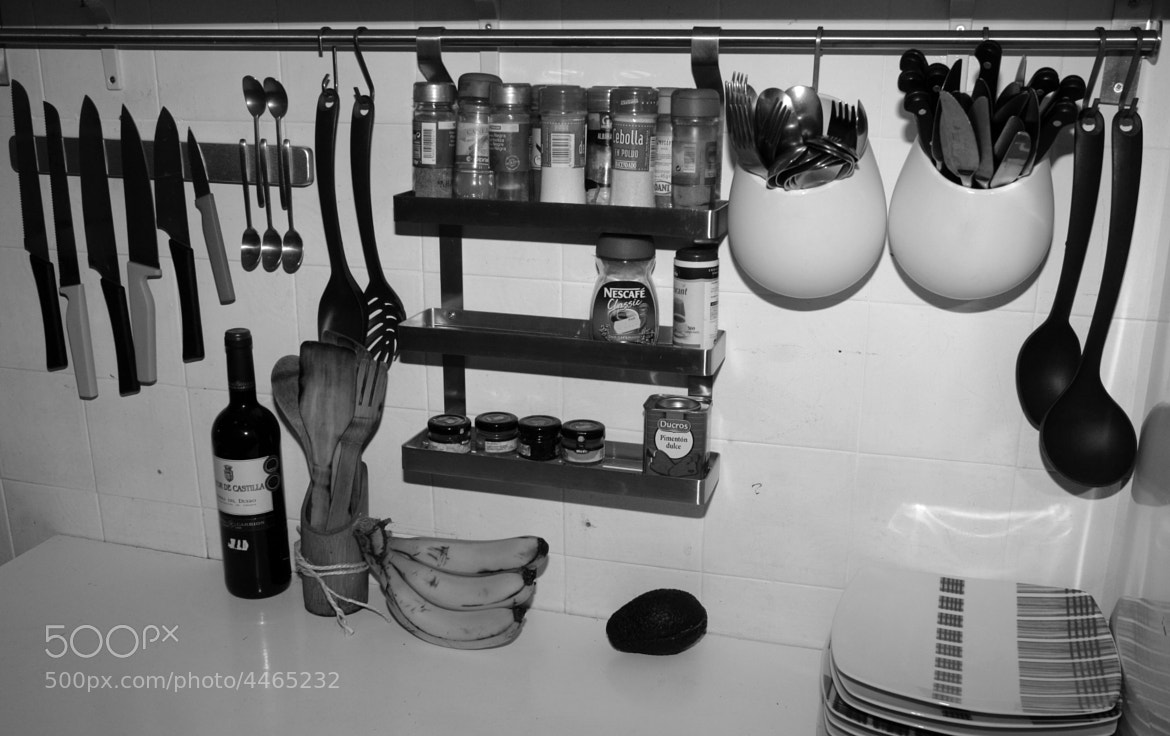 Photograph Organized kitchen by Hobbes Rochester on 500px