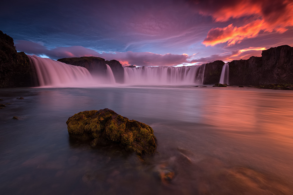 Photograph [ … Goðafoss ] by RaymondHoffmann on 500px