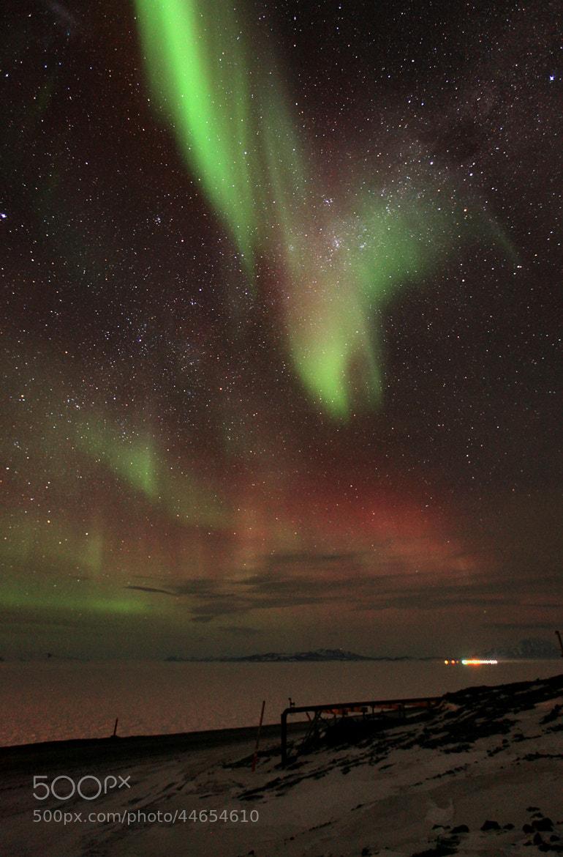 Photograph Aurora Soundings by Deven Stross on 500px