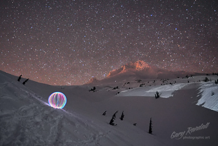Photograph Alpine Orb by Gary Randall on 500px