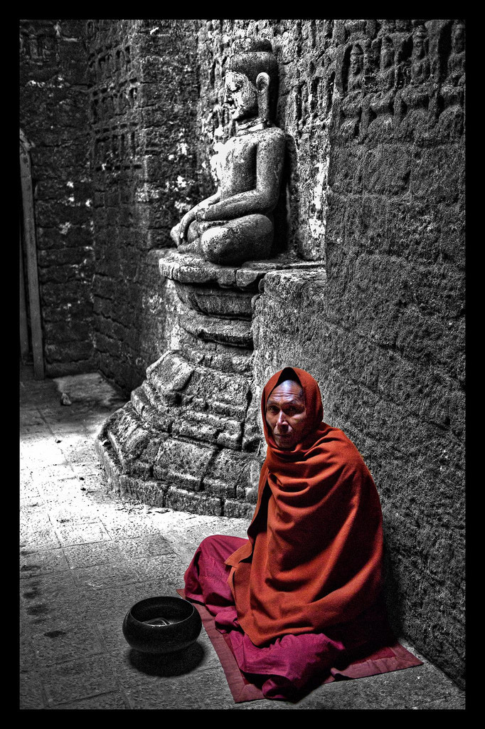 Photograph Meditative Mendicant by Jon Sheer on 500px