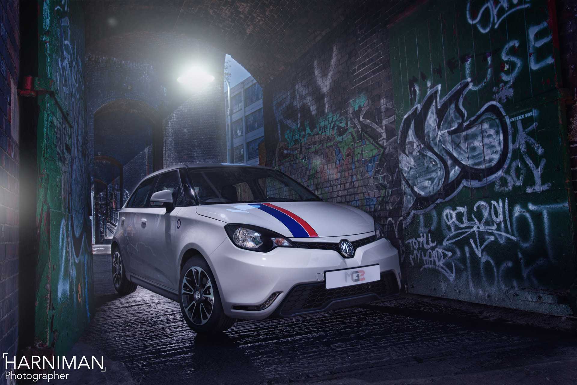 Photograph MG3 Launch Image by Nigel Harniman on 500px