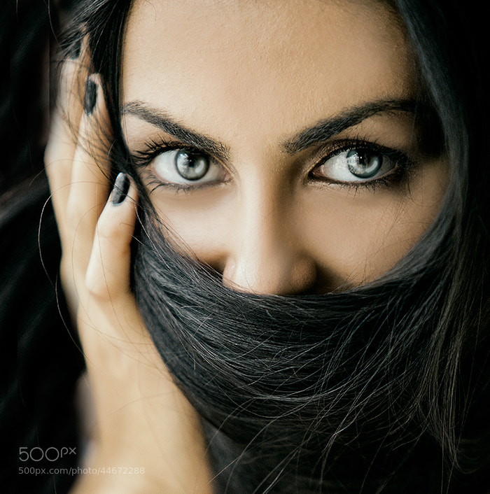 Photograph YOUR EYES by Emilio Jose Hernandez Barrionuevo on 500px