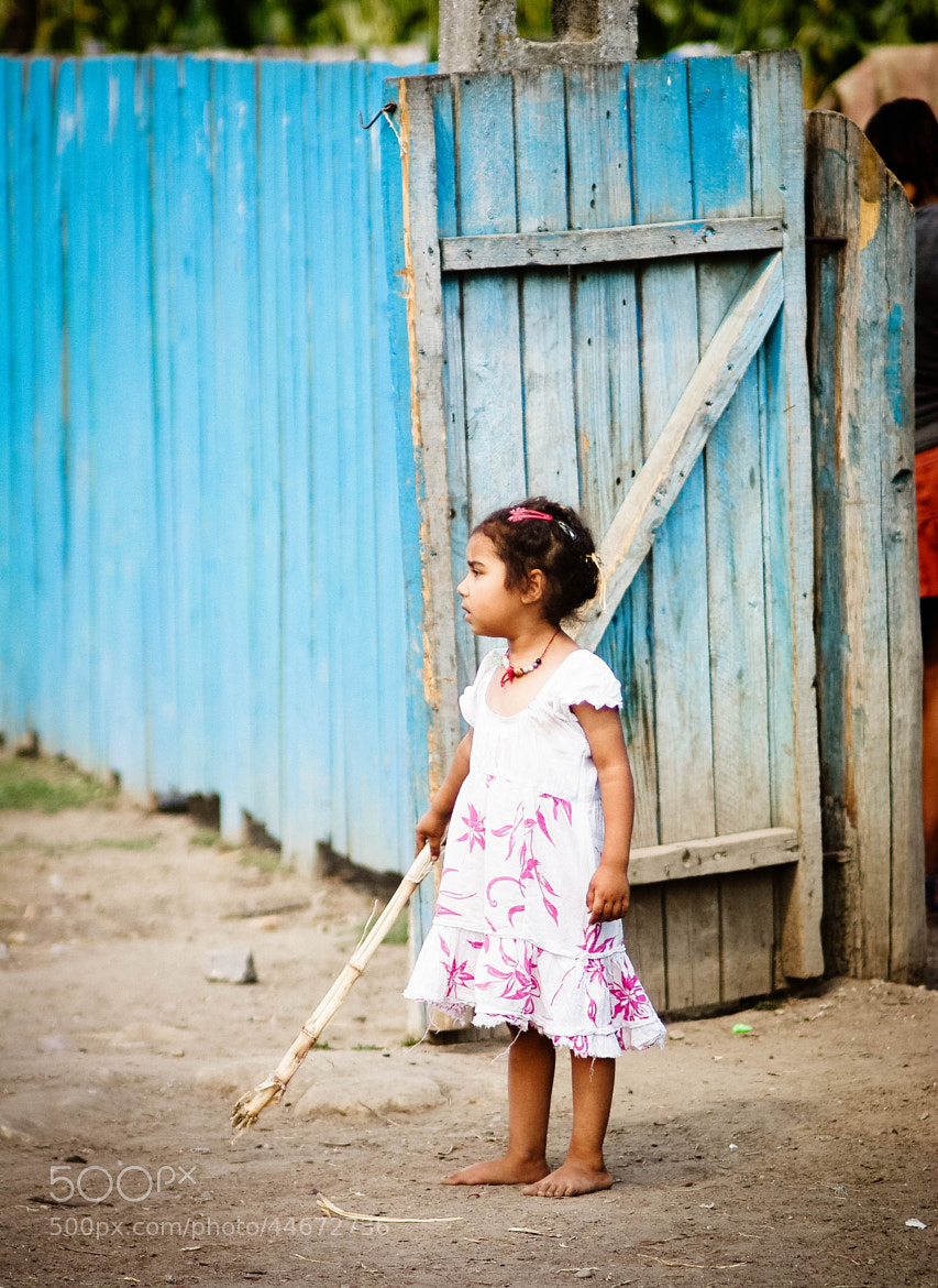 Photograph Little girl by Ivan Manu on 500px