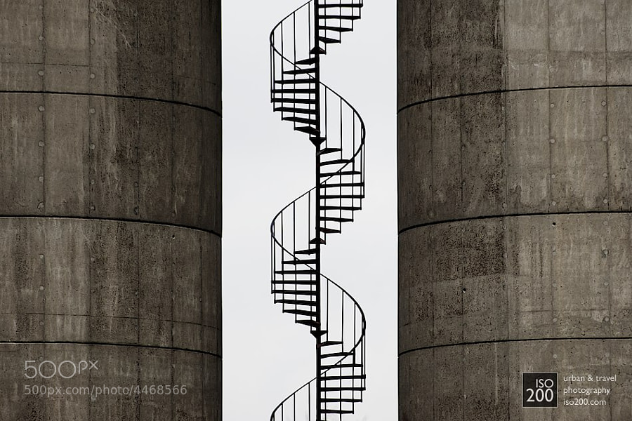 Photograph Spiraling up by Dave Fitch on 500px