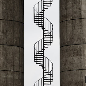 Spiraling up by Dave Fitch (iso200)) on 500px.com