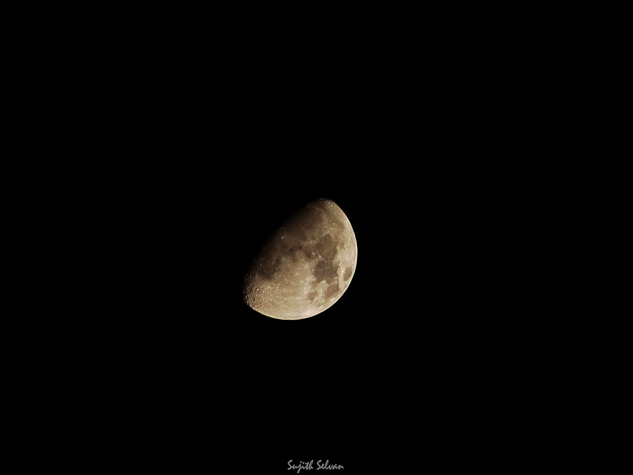 Photograph Gloomy gibbous.. by Sujith Selvan on 500px