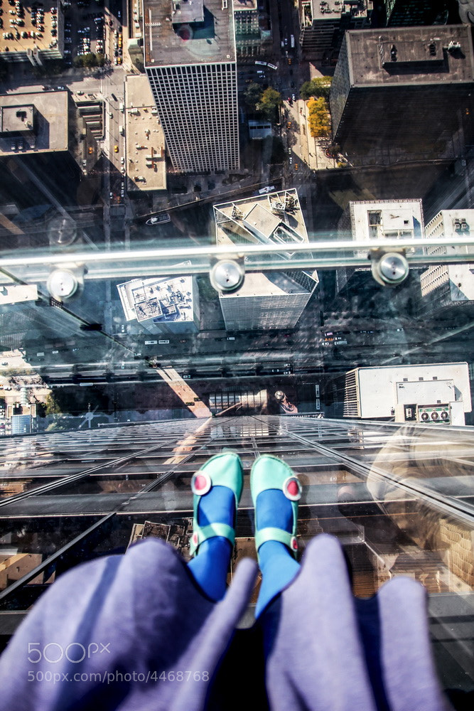 Photograph skydeck chicago by Dara Pilyugina on 500px