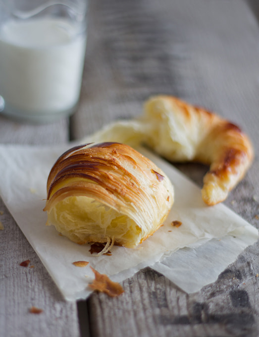 Photograph French croissant by Gabriela Tulian on 500px