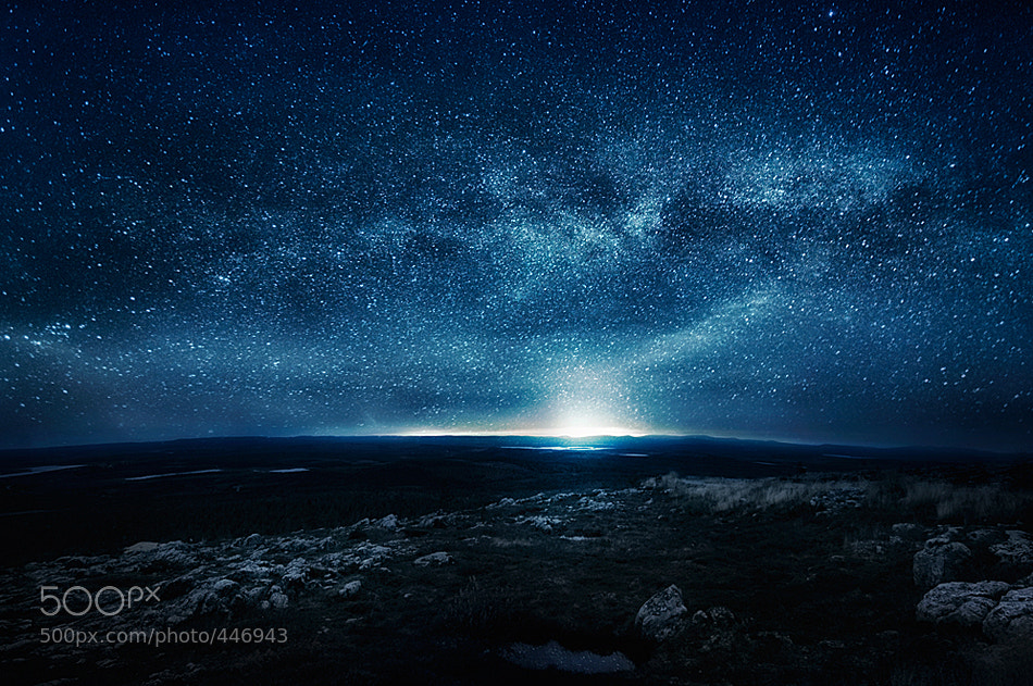 Photograph Night by Mikko Lagerstedt on 500px