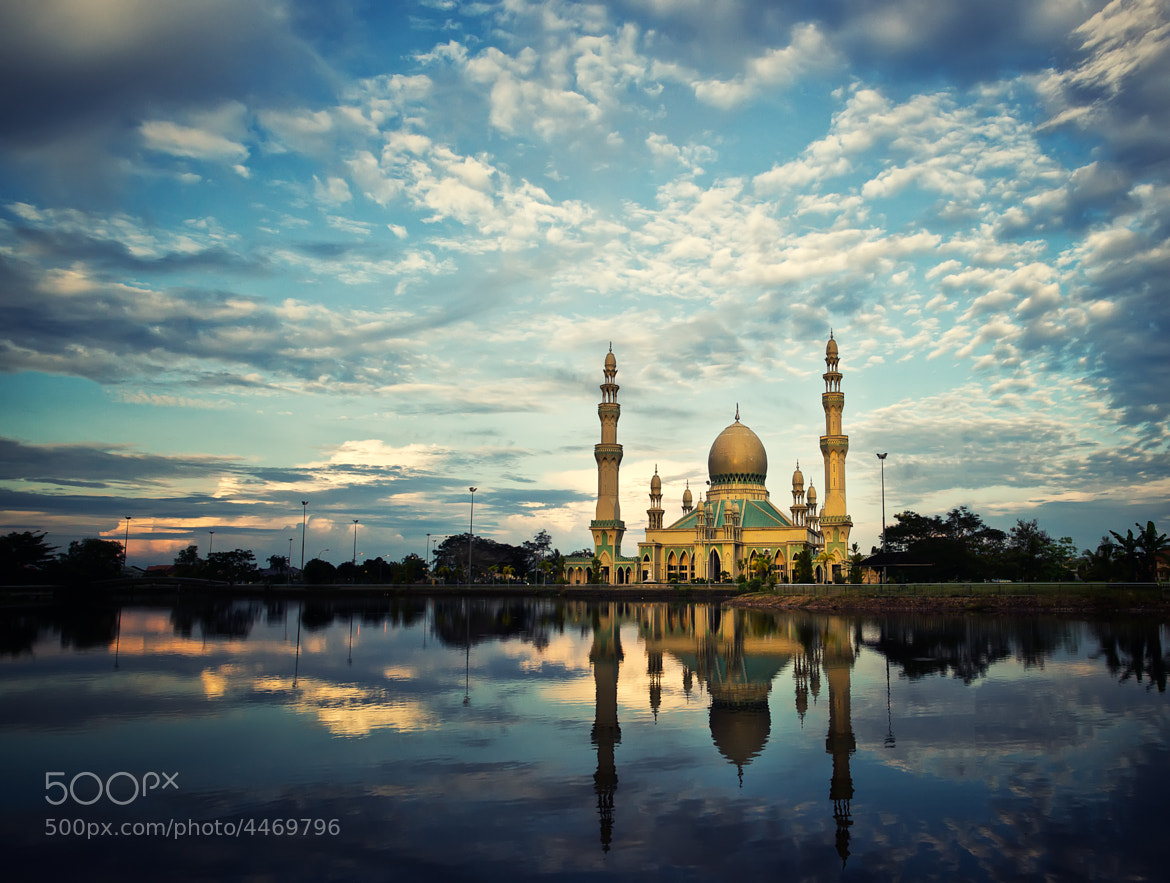 Photograph Morning Prayers by Dean Mullin on 500px