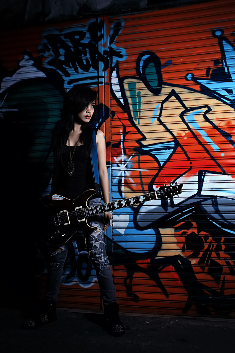 Photograph lady rocker by hendy wicaksono on 500px