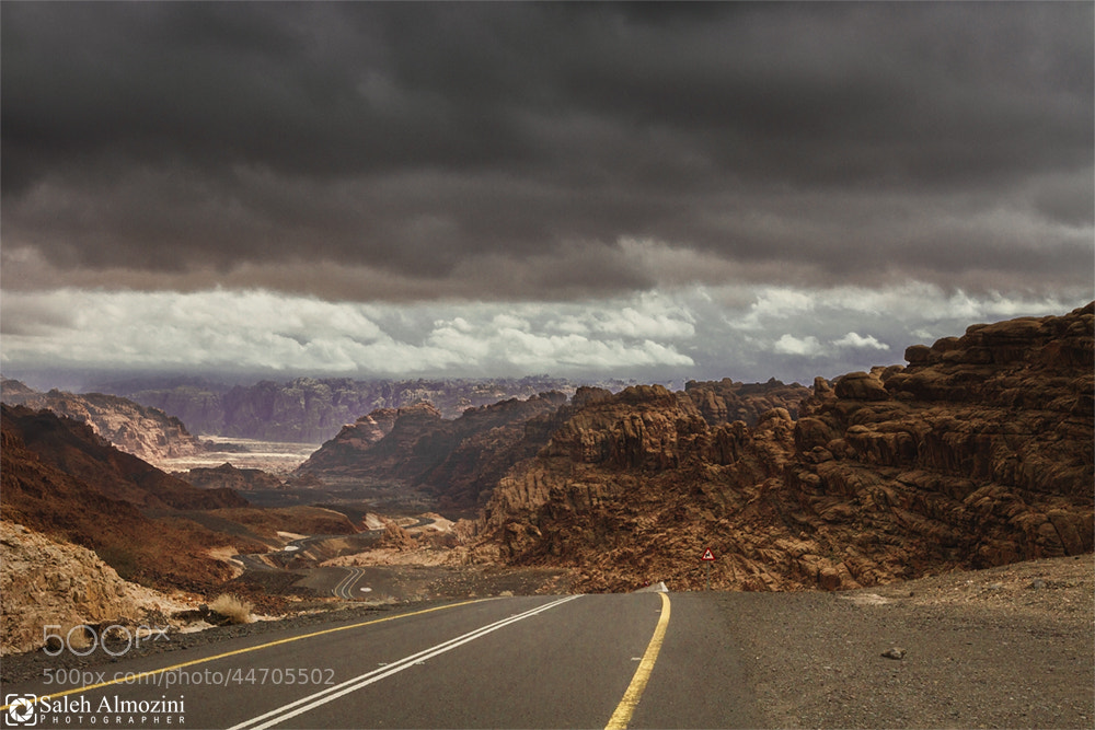 Photograph Tabuk , Saudi Arabia by saleh almozini on 500px