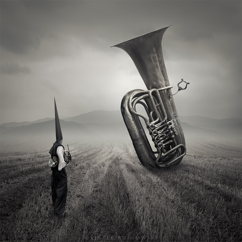 Photograph Everything Is music by Leszek Bujnowski on 500px