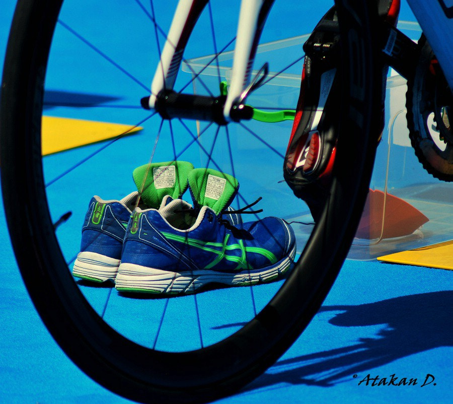 Photograph Blue Shoes by Atakan Divitlioğlu on 500px