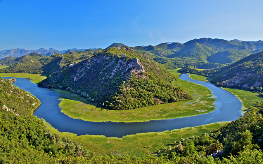 Rijeka Crnojevica, Lake Skadar, Montenegro by Europe Trotter on 500px.com