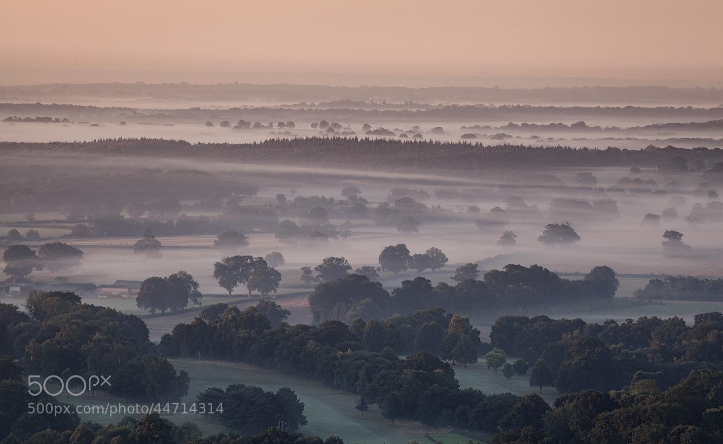 Photograph A Misty Start by Daniel Hannabuss on 500px