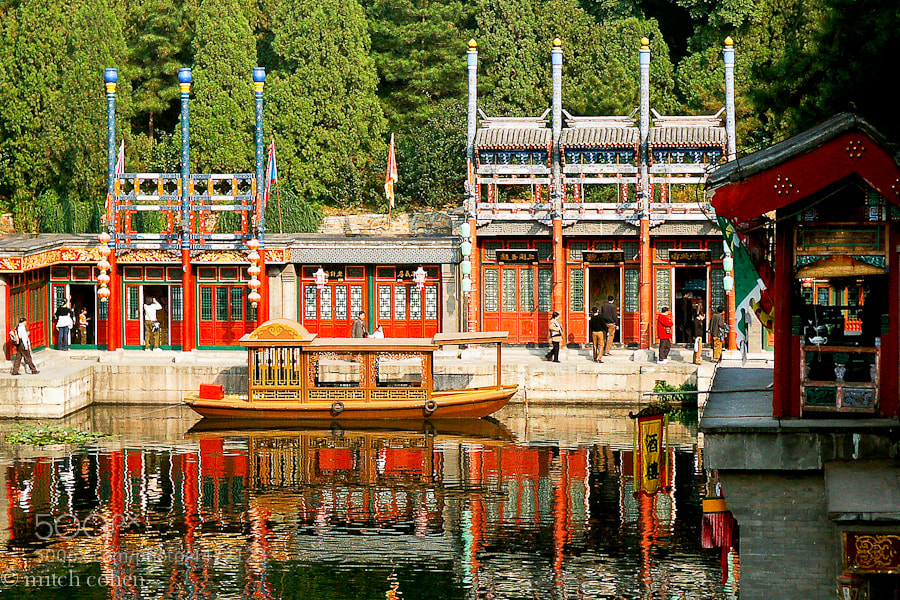 Photograph summer palace by mitch cohen on 500px