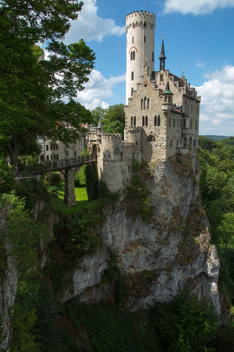 Photograph Castle Lichtenstein by Ken Smith on 500px