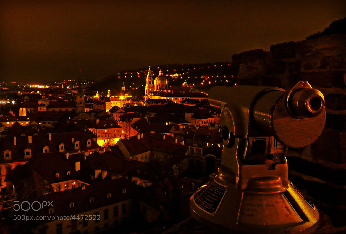 Photograph Spotlight on Prague by Florent TIJOU on 500px
