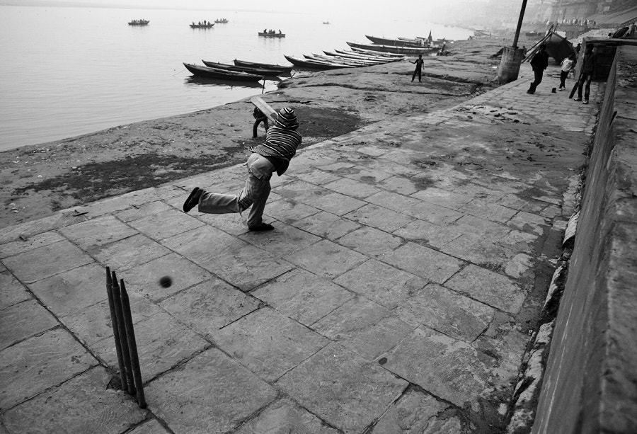 Photograph cricket @ benaras . by Arijit Talukder on 500px