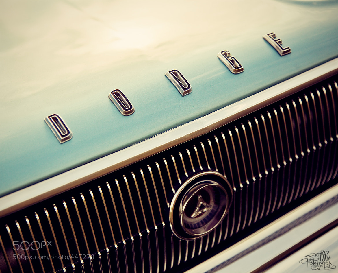 Photograph retro Dodge by Thomas Reimann on 500px