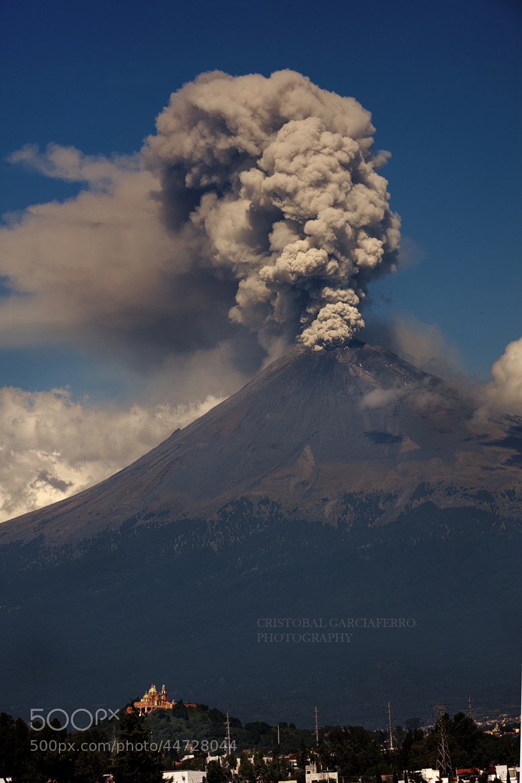 Photograph Popocatepetl by Cristobal Garciaferro Rubio on 500px