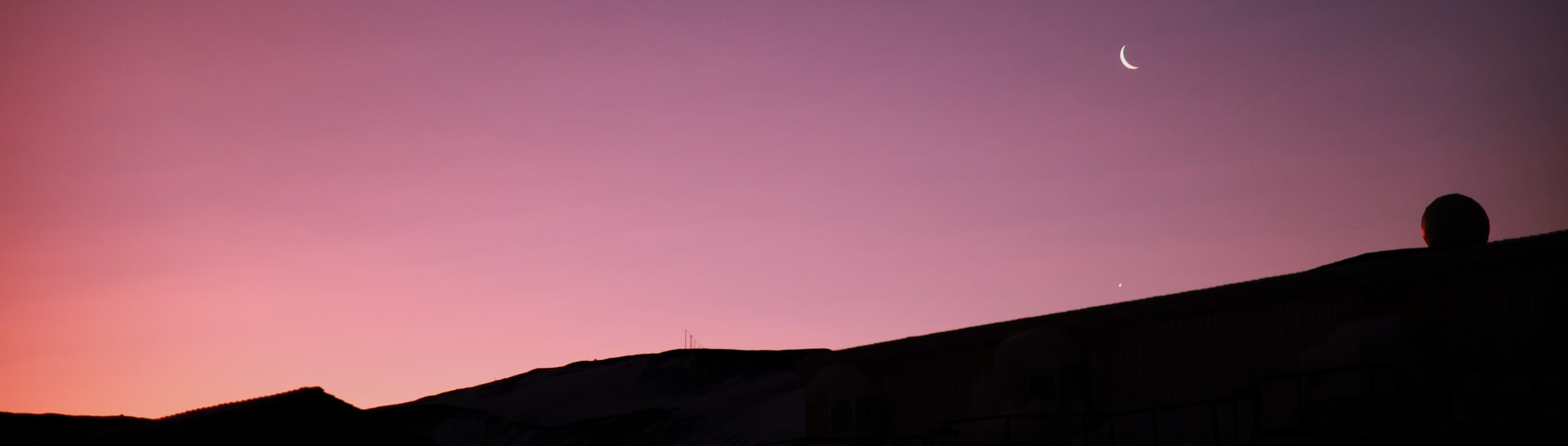 Photograph Crescent Moon by Deven Stross on 500px