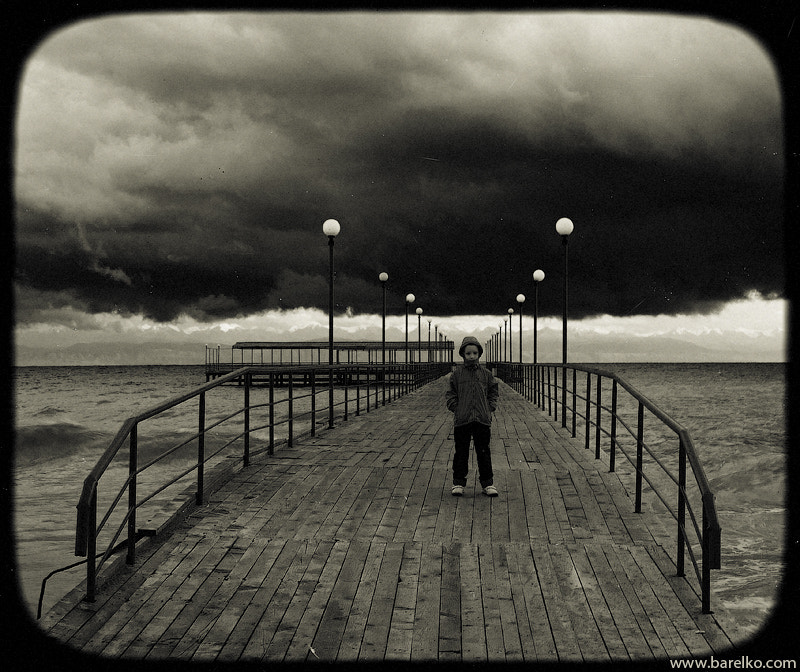 Photograph Stormy by Roman Barelko on 500px