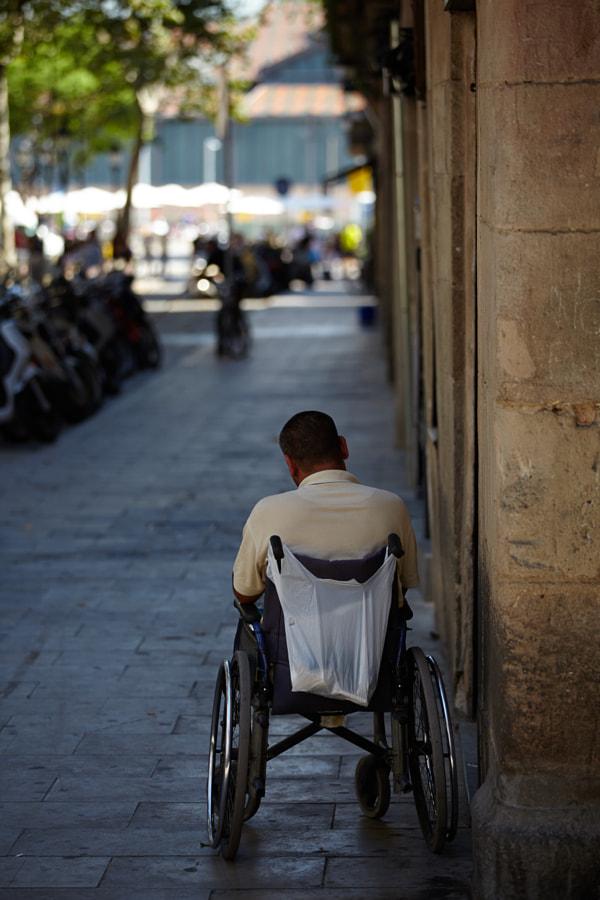 Life in Barcelona
