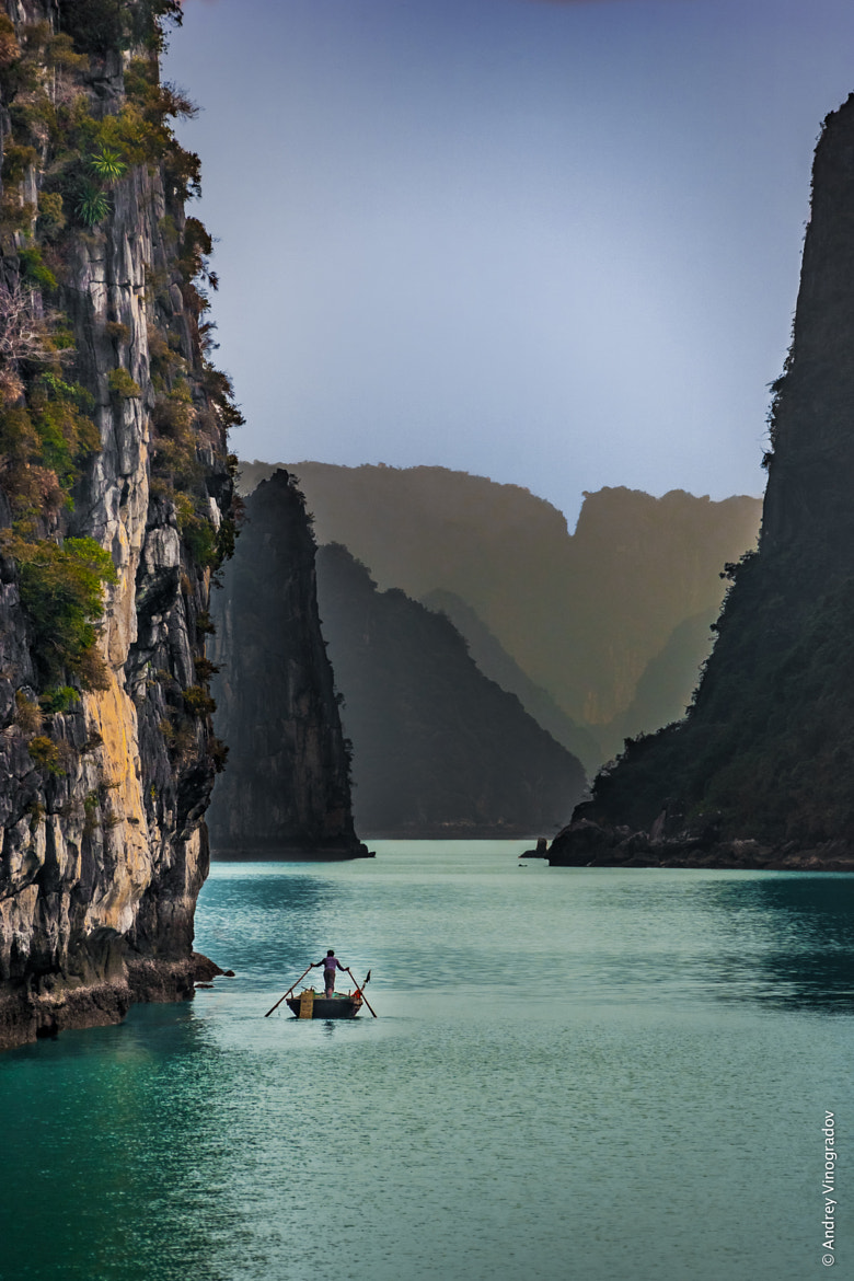 Photograph Ha Long by Andrey Vinogradov on 500px