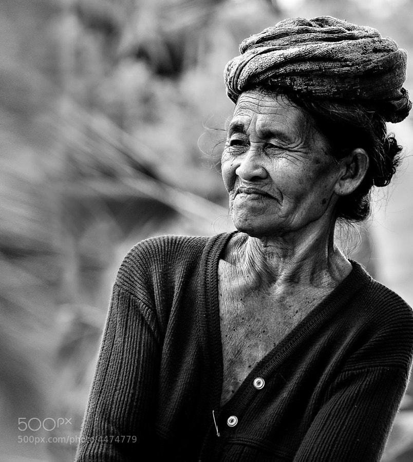 Photograph Grandma  by Mia Besari on 500px