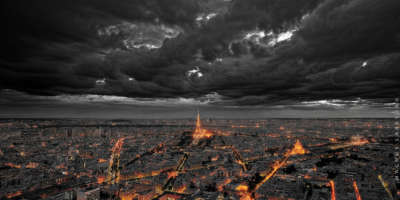 Photograph Paris / Mordor by Magnus Larsson on 500px
