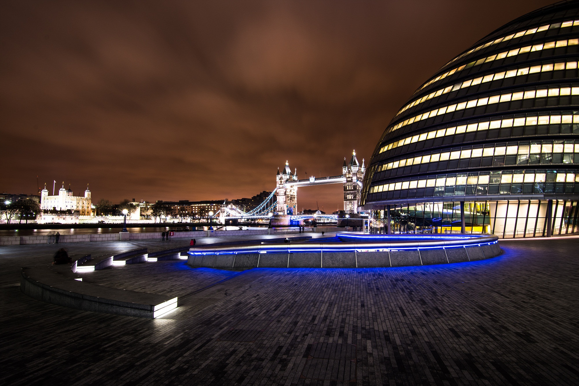 Photograph London Lights by hugh dornan on 500px