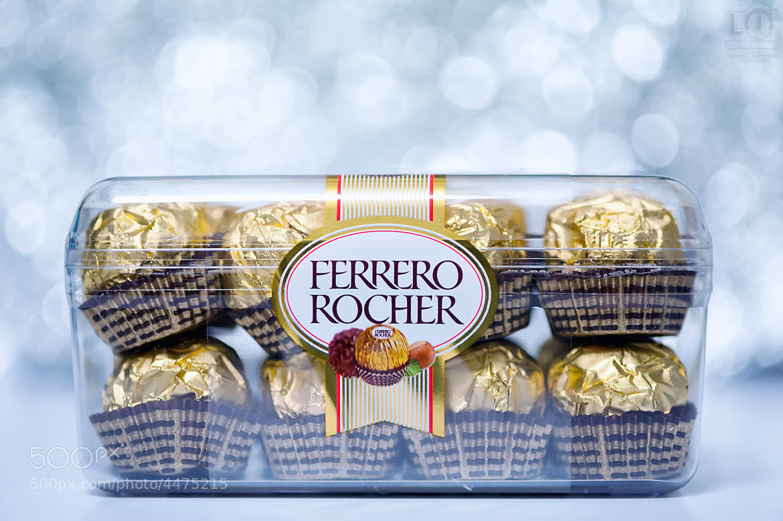 Photograph Ferrero Rocher by Lemuel Montejo on 500px
